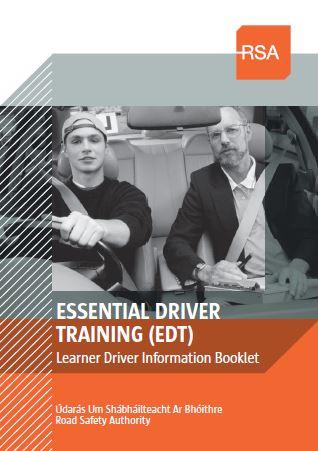 EDT Information Booklet - image