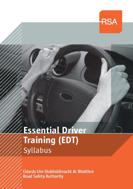 EDT Information Syllabus image